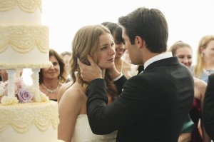 Emily VanCamp and Josh Bowman/Photo Credit: ABC/Richard Cartwright