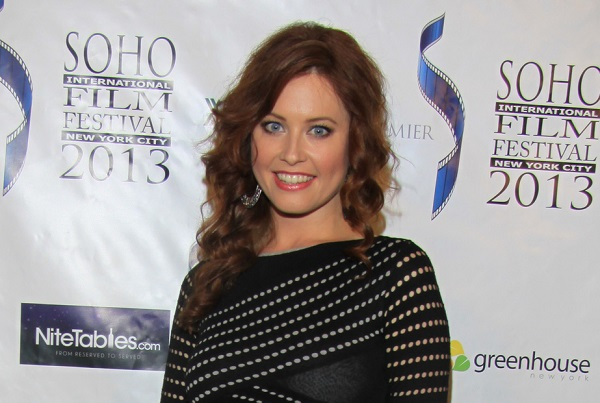 Melissa Archer/Photo Credit: Sue Coflin/Max Photos
