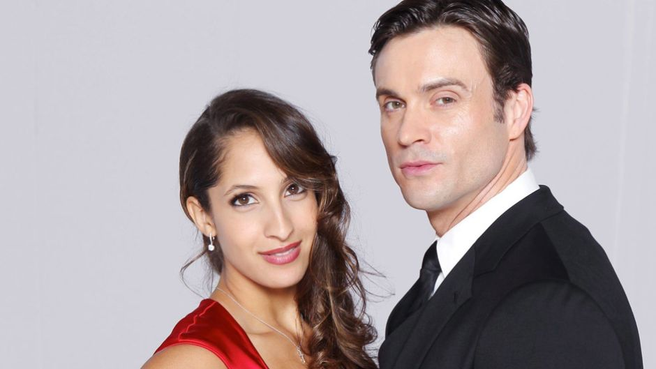 Christel Khalil and daniel goddard interview