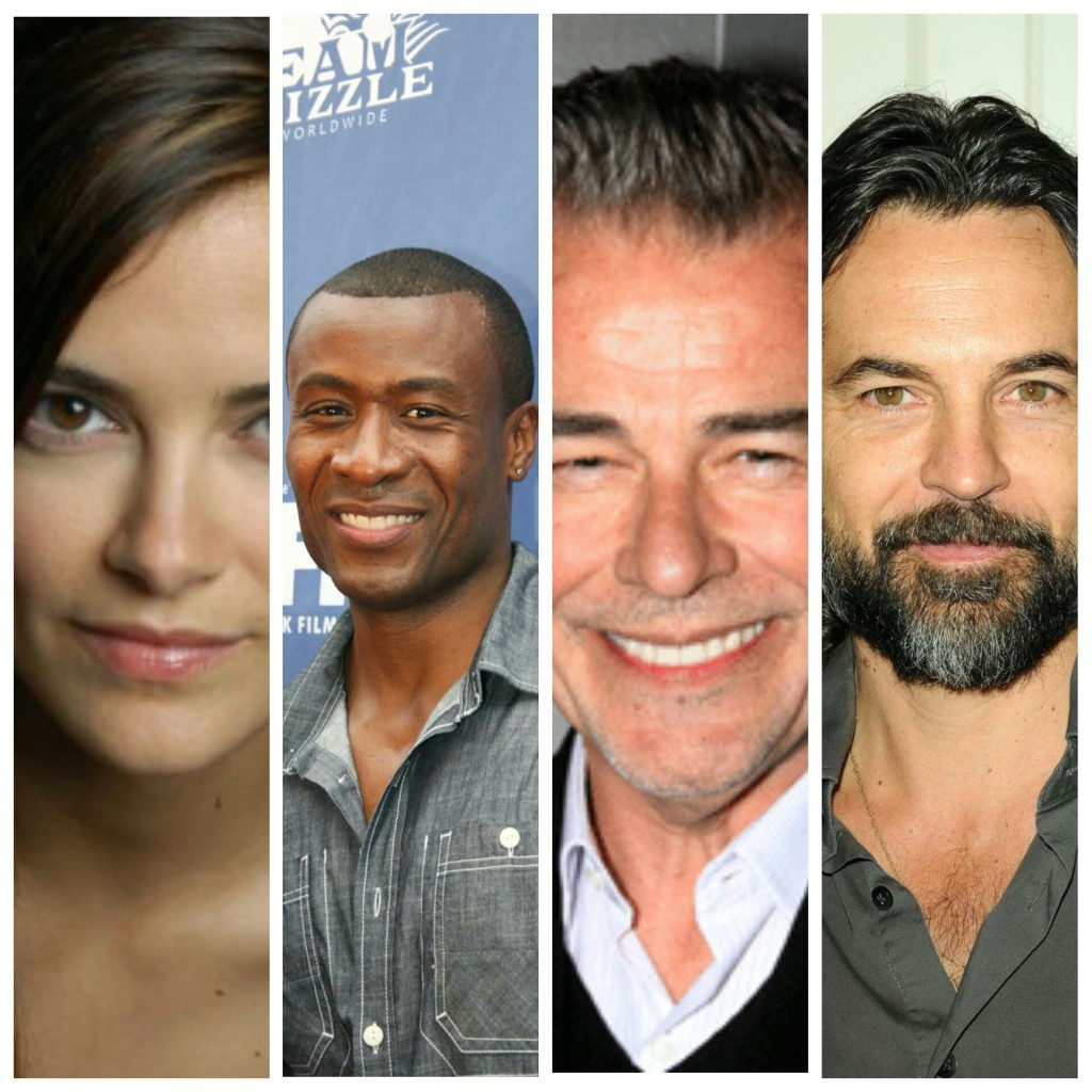 Rebecca Budig/Sean Blakemore/Ian Buchanan/Jeffrey Vincent Parise