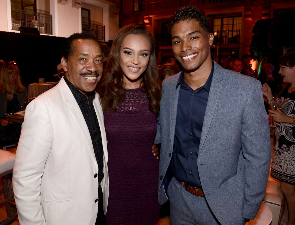 Obba Babatunde, Reign Edwards, & Rome Flynn/Photo Credit: Invision for Television Academy/AP Images