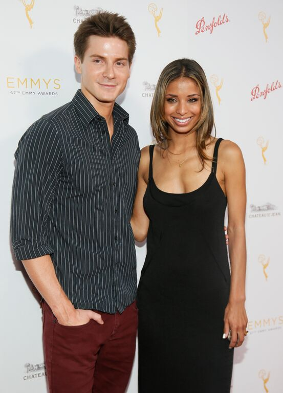 Robert Palmer Watkins & Brytni Sarpy/Photo Credit: Invision for Television Academy/AP Images