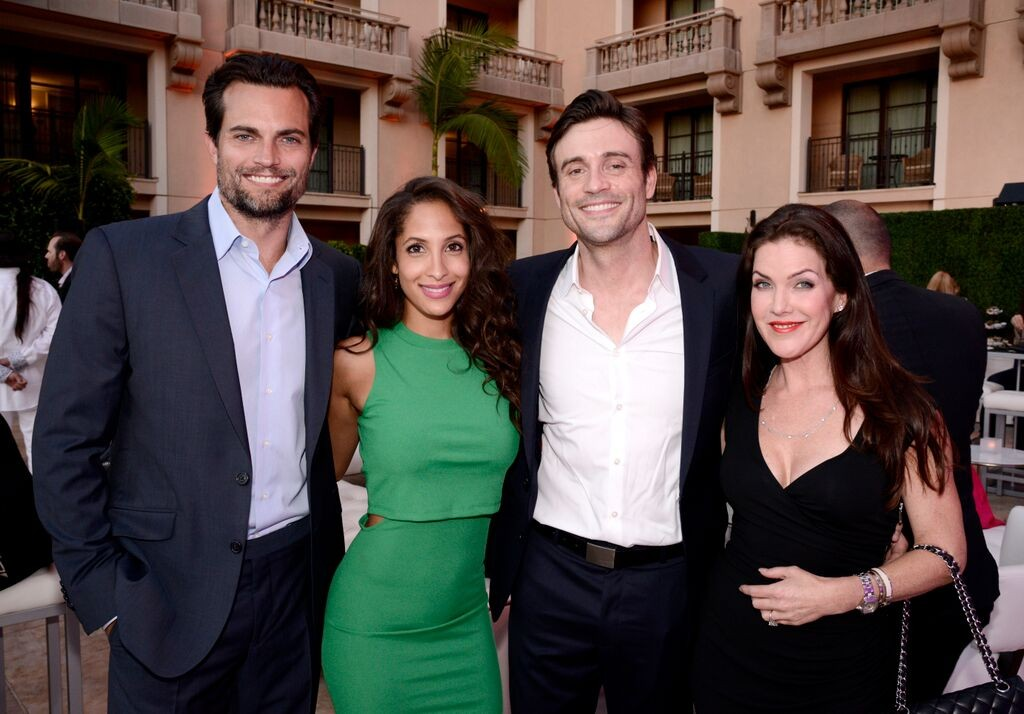 Scott Elrod, Christel Khalil, Daniel Goddard, & Kira Reed Lorsch/Photo Credit: Invision for Television Academy/AP Images