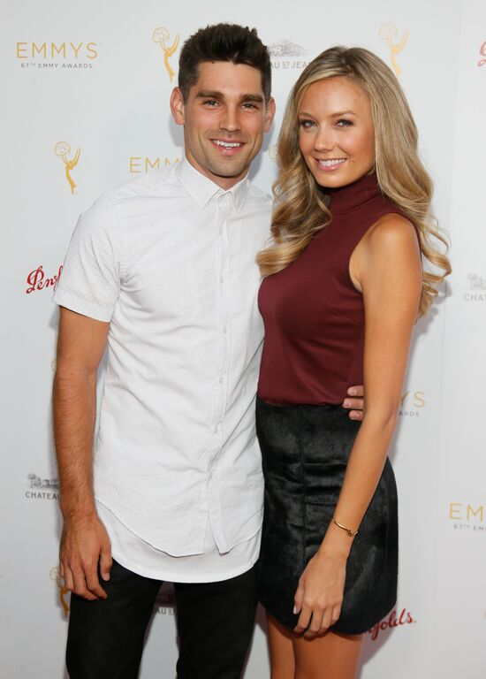 Justin Gaston & Melissa Ordway/Photo Credit: Invision for Television Academy/AP Images