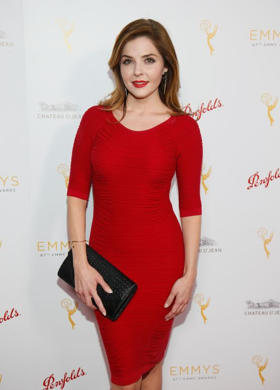 Jen Lilley/Photo Credit: Invision for Television Academy/AP Images