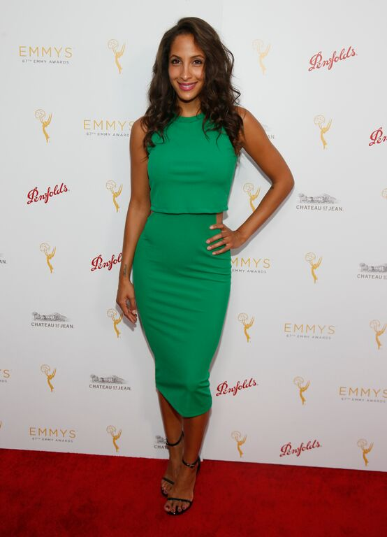 Christel Khalil/Photo Credit: Invision for Television Academy/AP Images