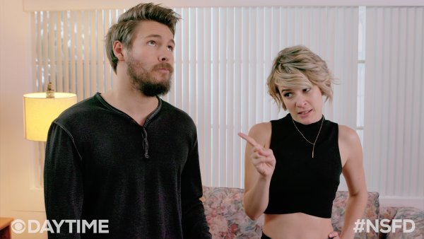 NSFD/Scott Clifton and Linsey Godfrey